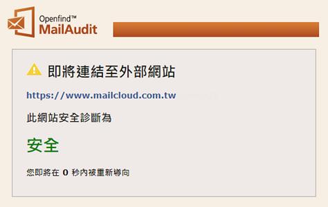 MG URL自動檢查